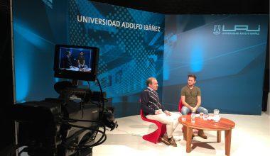 """Sergio """"Superman"""" Vargas se confiesa en la UAI"""