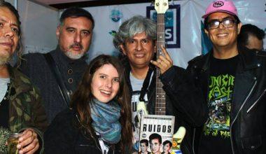 Exalumna de Periodismo copresentó libro en Lima