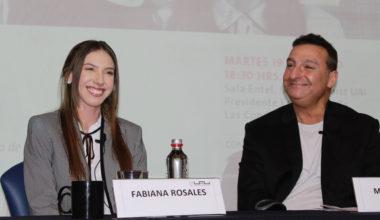 Fabiana Rosales, esposa de Guaidó, visita la UAI