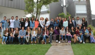 La Escuela de Periodismo Campus Viña del Mar instaura una bienvenida diferente