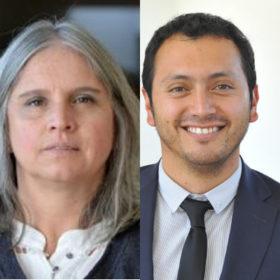 Florencia Darrigrandi y Carlos Franco