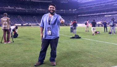 """Diego Rodríguez director de Radio UAI: """"Seguir ligado al tema del deporte es una opción que me atrae mucho"""""""
