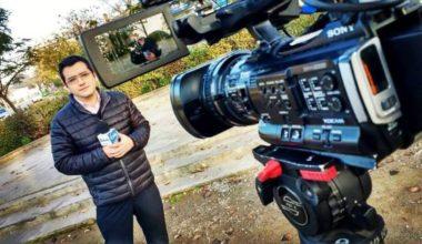 Ex alumno de periodismo es periodista de reportajes en matinal de Chilevisión