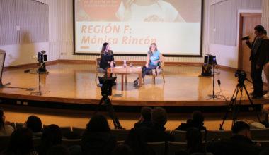 Mónica Rincón participó en programa «Región F»