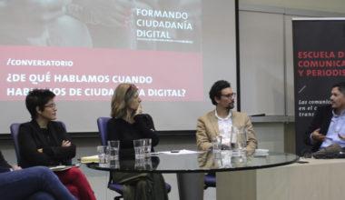 Los desafíos para formar una ciudadanía digital