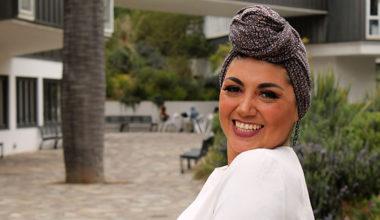 Actriz Lorena Ibaceta en Región F