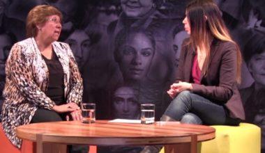 Dirigente del campamento más grande de Chile en Región F, programa de Periodismo UAI