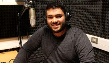 Diego Rodríguez: alumno de Periodismo y creador de Radio UAI, es panelista en Radio Valparaíso
