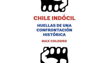 Académico Max Colodro presenta su ensayo «Chile indócil: huellas de una confrontación histórica»